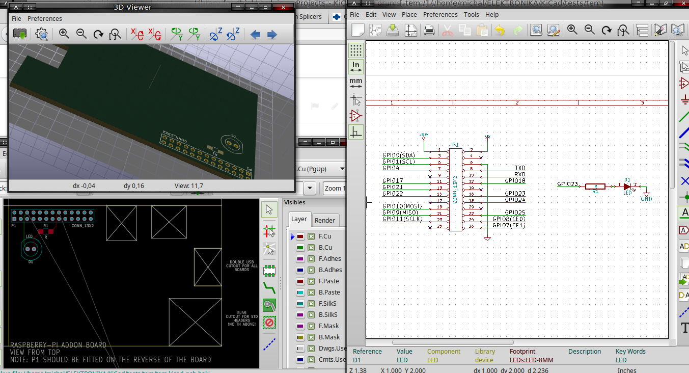Library for shield arduino projects kicad forums